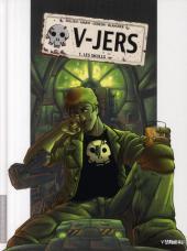 V-Jers -1- Les Skulls