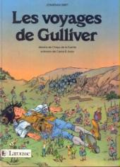 Grands classiques (De La Fuente) - Les voyages de Gulliver