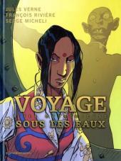 Voyage sous les eaux -2- L'Île mystérieuse