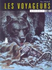Les voyageurs -2- Grizzly