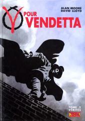 V pour Vendetta -2- Vérités