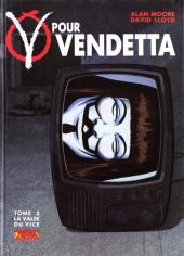 V pour Vendetta -3- La valse du vice