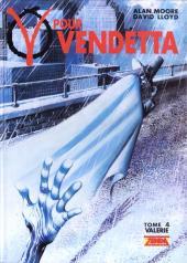 V pour Vendetta -4- Valérie