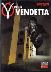 V pour Vendetta -5- Voyages