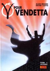 V pour Vendetta -6- Victoria