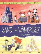 Walter Polo (Les aventures de) -1- Sang de vampire