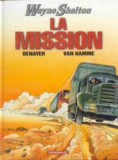 Wayne Shelton -1- La mission