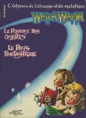 WeirdWorld (Arédit - Artima Color Marvel Géant) -Rec01- Album N°1 (n°1 et n°2)