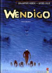 Wendigo -2- Faux soleils