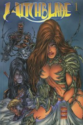 Witchblade (Éditions USA) -1- Witchblade tome 1