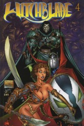 Witchblade (Éditions USA) -4- Witchblade tome 4