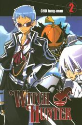 Witch Hunter -2- Tome 2