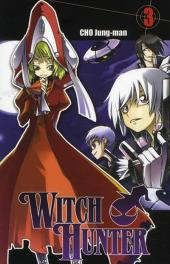 Witch Hunter -3- Tome 3