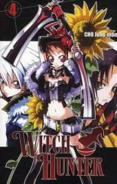 Witch Hunter -4- Tome 4