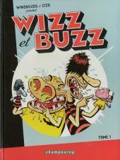 Wizz et Buzz -1- Wizz et Buzz - tome 1
