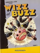 Wizz et Buzz -2- Wizz et Buzz - tome 2