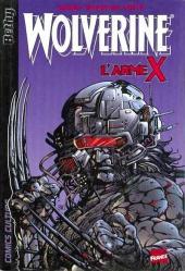 Wolverine (Comics Culture) -4- L'Arme X