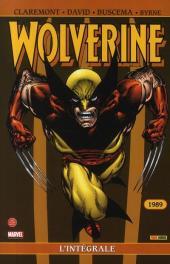 Wolverine (l'intégrale) -2- Wolverine : l'intégrale 1989