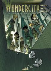 Wondercity -4- De la Terre à la Terre
