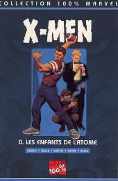 X-Men (100% Marvel) -0- Les enfants de l'atome