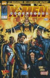 X-Men Révolution -1- X-Men Révolution 1
