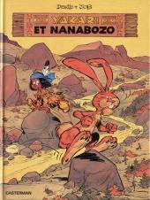 Yakari -4- Yakari et Nanabozo