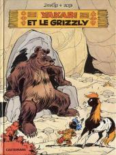 Yakari -5- Yakari et le grizzly