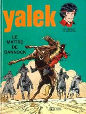 Yalek -7- Le maître de Bannock