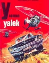 Yalek -1a- Y comme Yalek