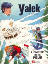 Yalek -3- L'empire de la peur