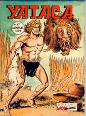 Yataca (Fils-du-Soleil) -47- Le lion fou