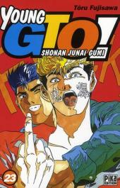 Young GTO - Shonan Junaï Gumi -23- Tome 23