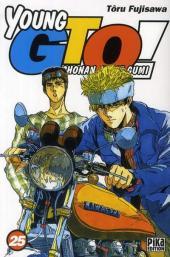 Young GTO - Shonan Junaï Gumi -25- Tome 25