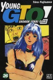 Young GTO - Shonan Junaï Gumi -26- Tome 26