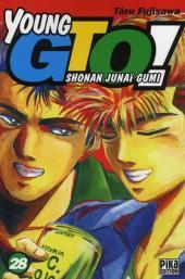 Young GTO - Shonan Junaï Gumi -28- Tome 28