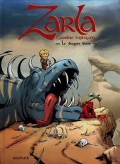Zarla -2- Le dragon blanc