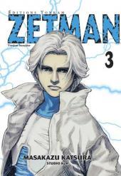 Zetman -3- Tome 3