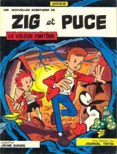Zig et Puce (Greg) -1- Le voleur fantôme + le vagabond d'Asie