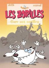 Les zorilles -2- Gare aux zorilles
