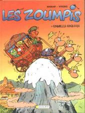 Les zoumpis -1- Coquilles cocasses