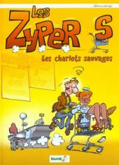 Les zypers -1- Les chariots sauvages