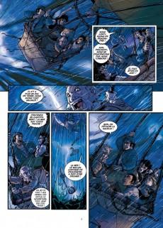 Extrait de Le mystère Nemo -1- L'île