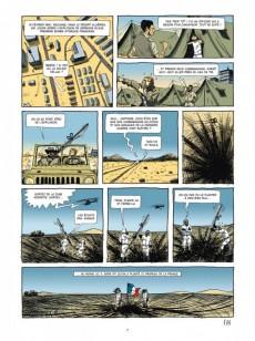Extrait de Au nom de la bombe - Au nom de la bombe - Histoires secrètes des essais atomiques français