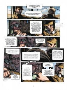 Extrait de L'histoire secrète -17- Opération Kadesh