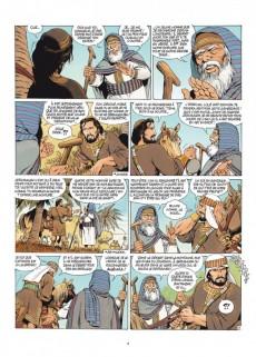 Extrait de Ben Hur (Mitton) -3- Livre troisième : Cheik Ilderim