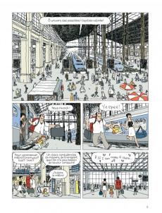 Extrait de Back in Town -1- Gloire aux trottoirs !