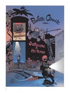Extrait de Paulette Comète -1- Justicière à mi-temps