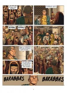 Extrait de Le casse -2- Le Troisième Jour - Jérusalem, 6 avril de l'an 30...