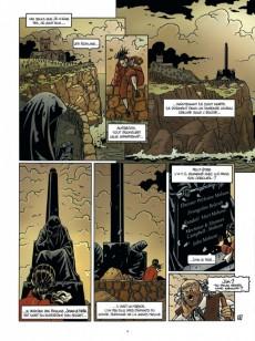 Extrait de Le secret du Mohune -1- La Crypte