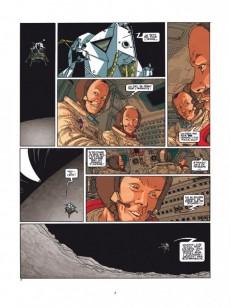 Extrait de Jour J -1- Les Russes sur la Lune !